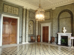 The Entrance Hall as we see it today.