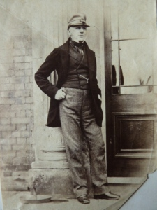 William 6th Lord Berwick had served in the Burmese War in the 1820s and retired in 1854 as a Colonel.